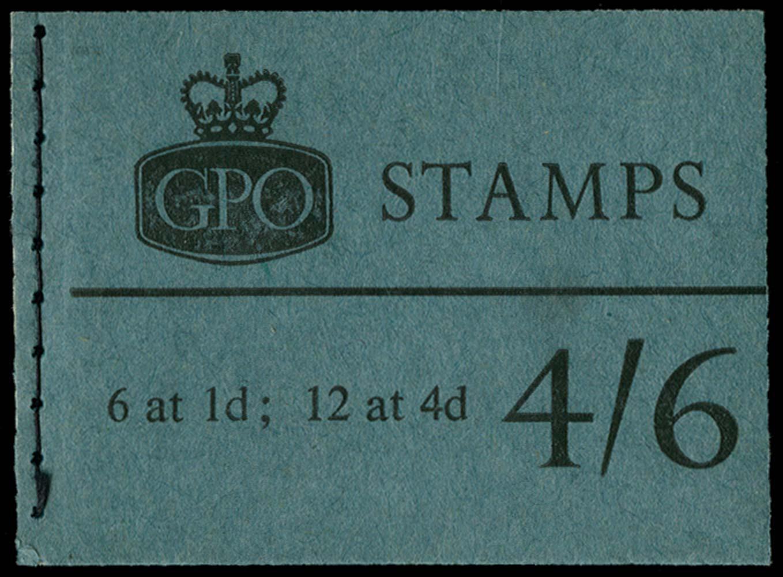 GB 1967  SGL64 Booklet
