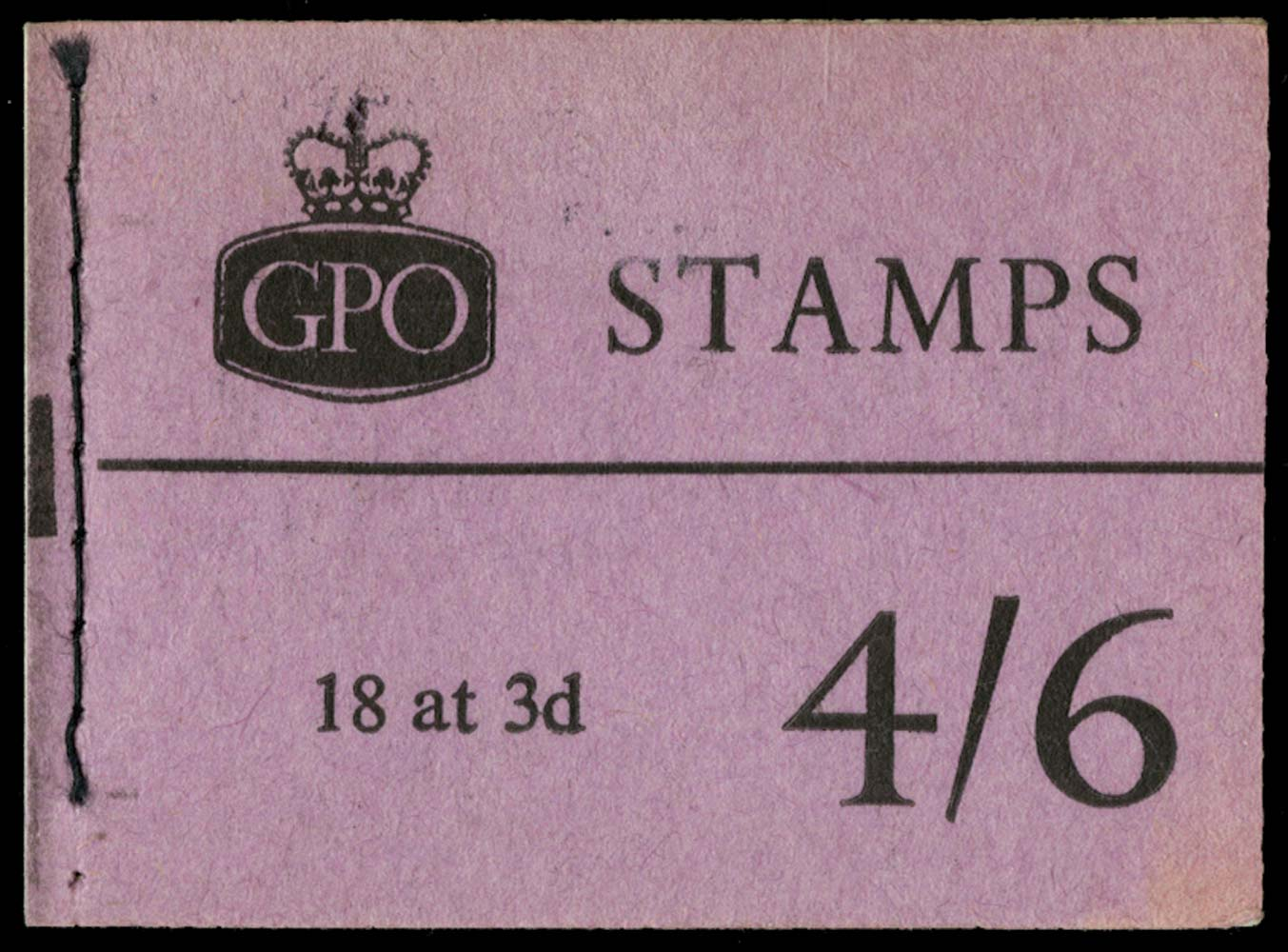 GB 1960  SGL18 Booklet
