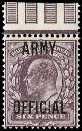 GB 1903  SGO52 Official