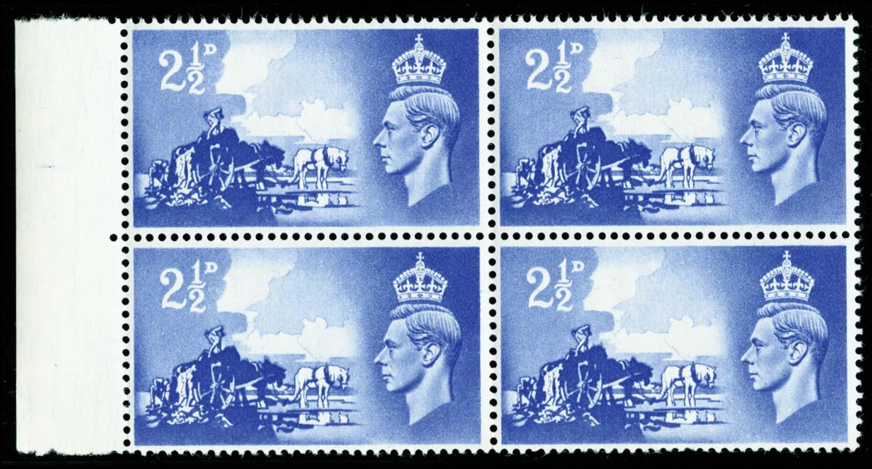 GB 1948  SGC2var Mint