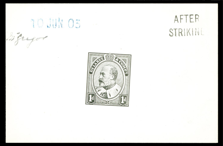 GB 1903  SG. Proof