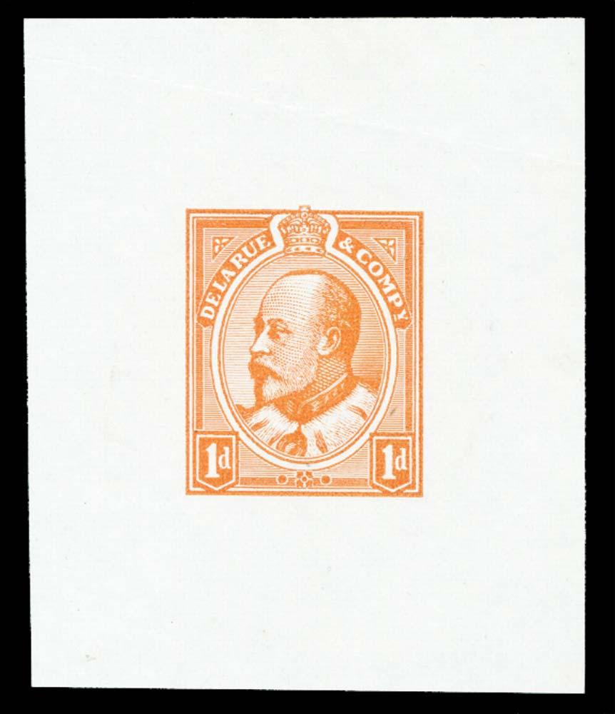 GB 1903  SG. Essay 1d