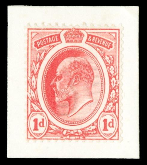 GB 1902  SG. Mint