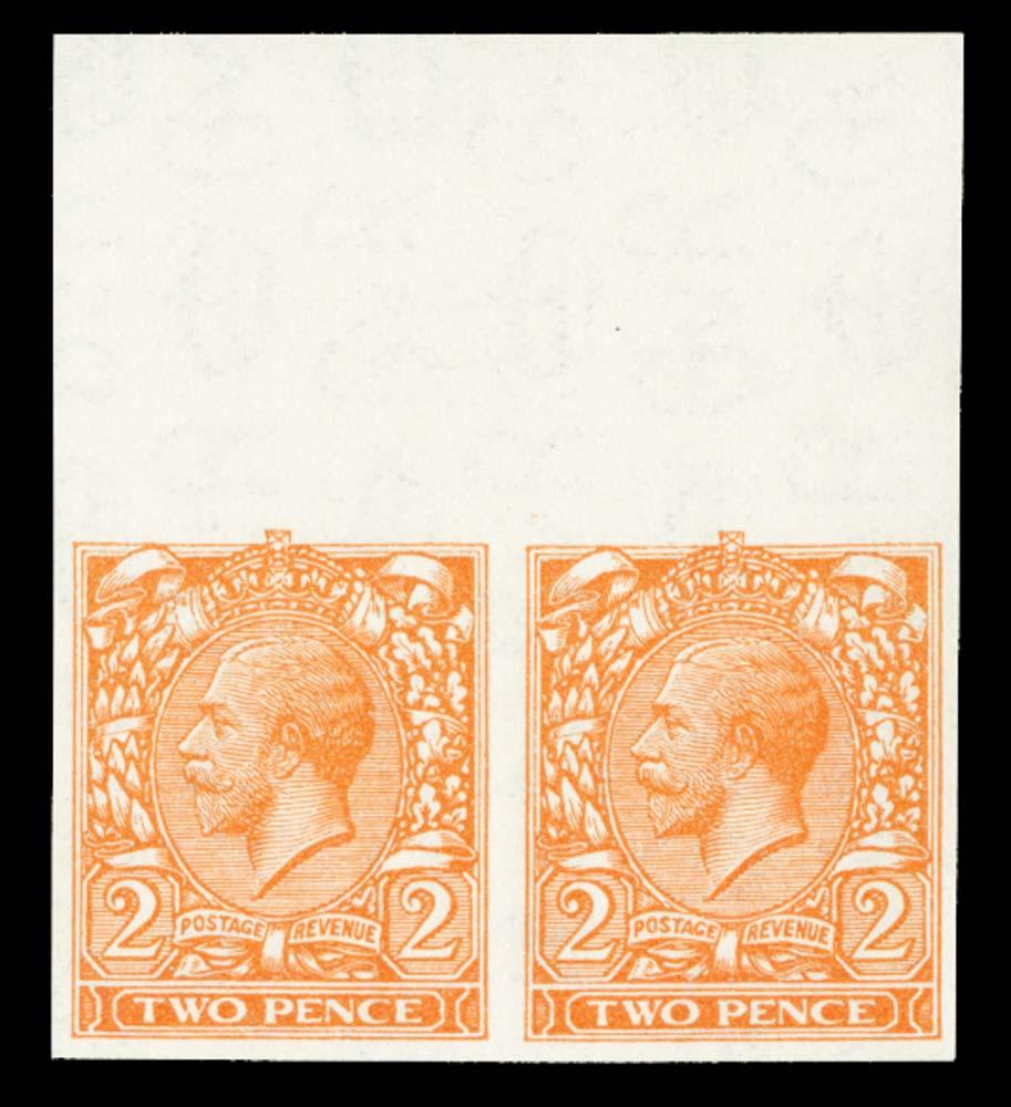 GB 1926  SG421b var Mint