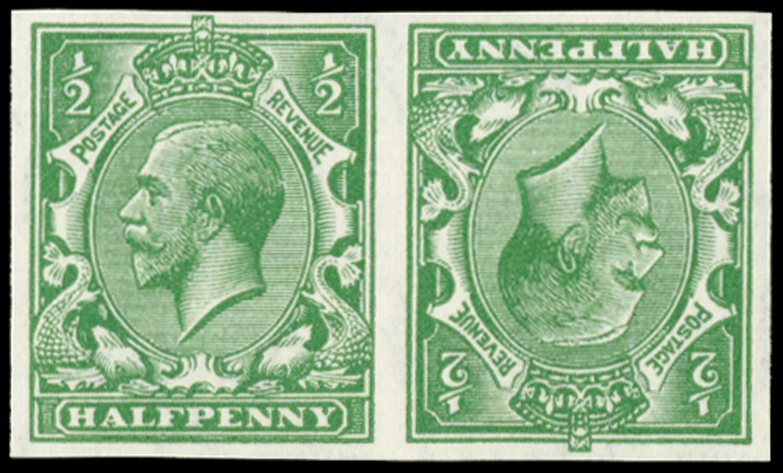 GB 1934  SG418var Mint