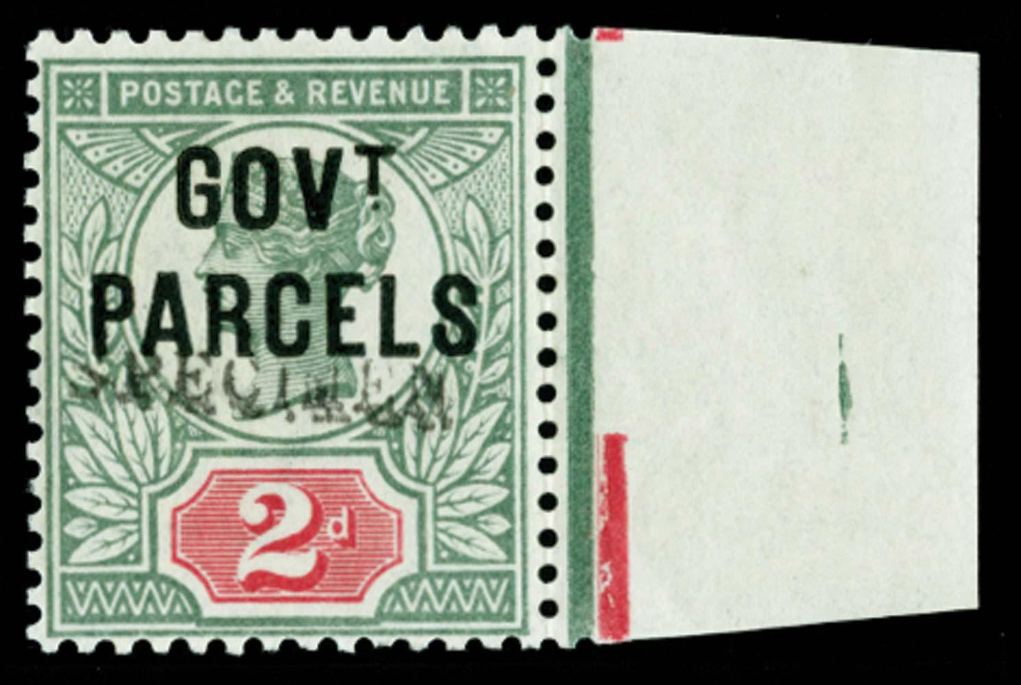 GB 1891  SGO70s Official