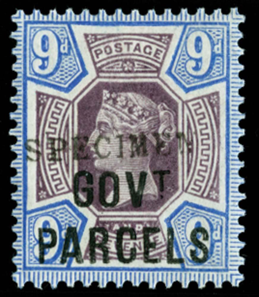 GB 1888  SGO67s Official