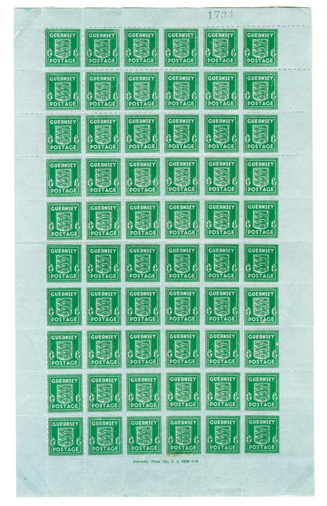 GB 1942  SG4 Mint