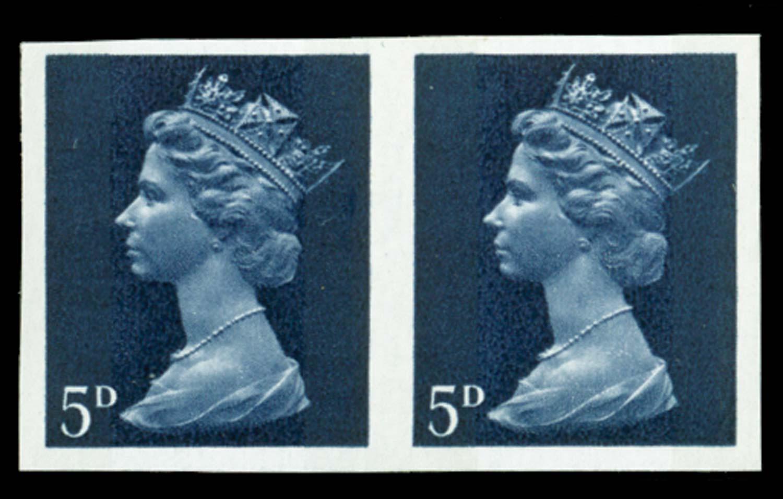 GB 1968  SG735c Mint