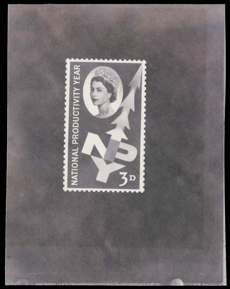 GB 1962  SG632 Essay