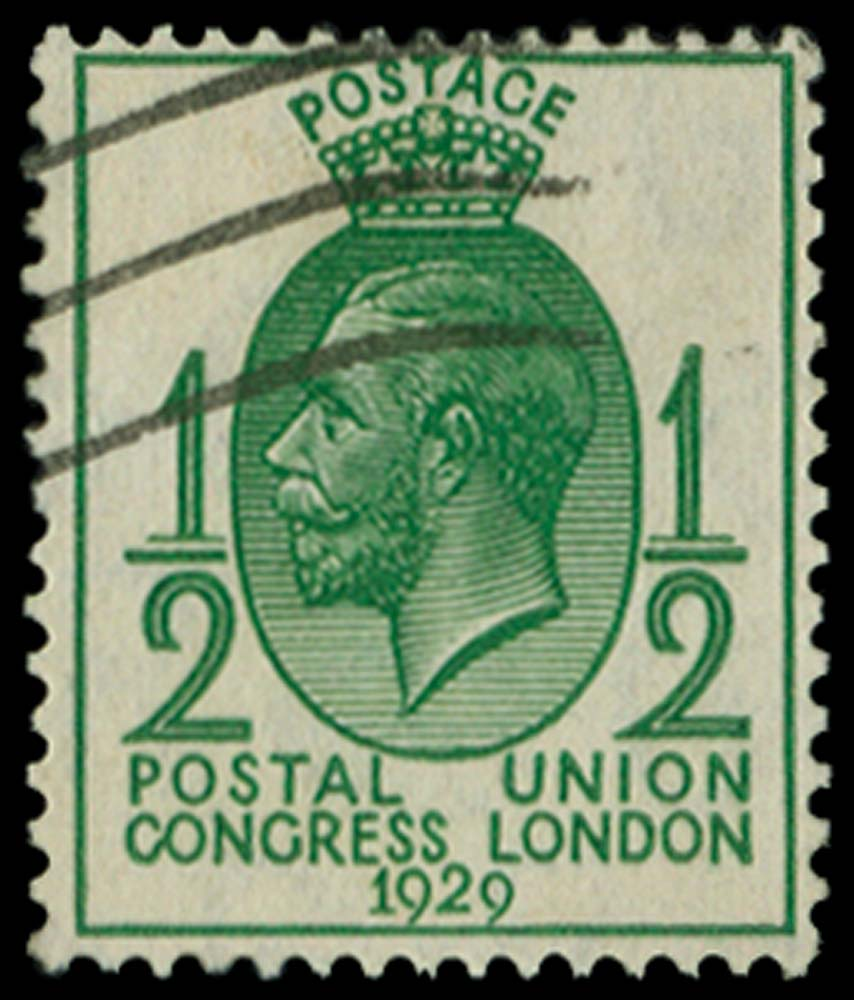 GB 1929  SG434var Used