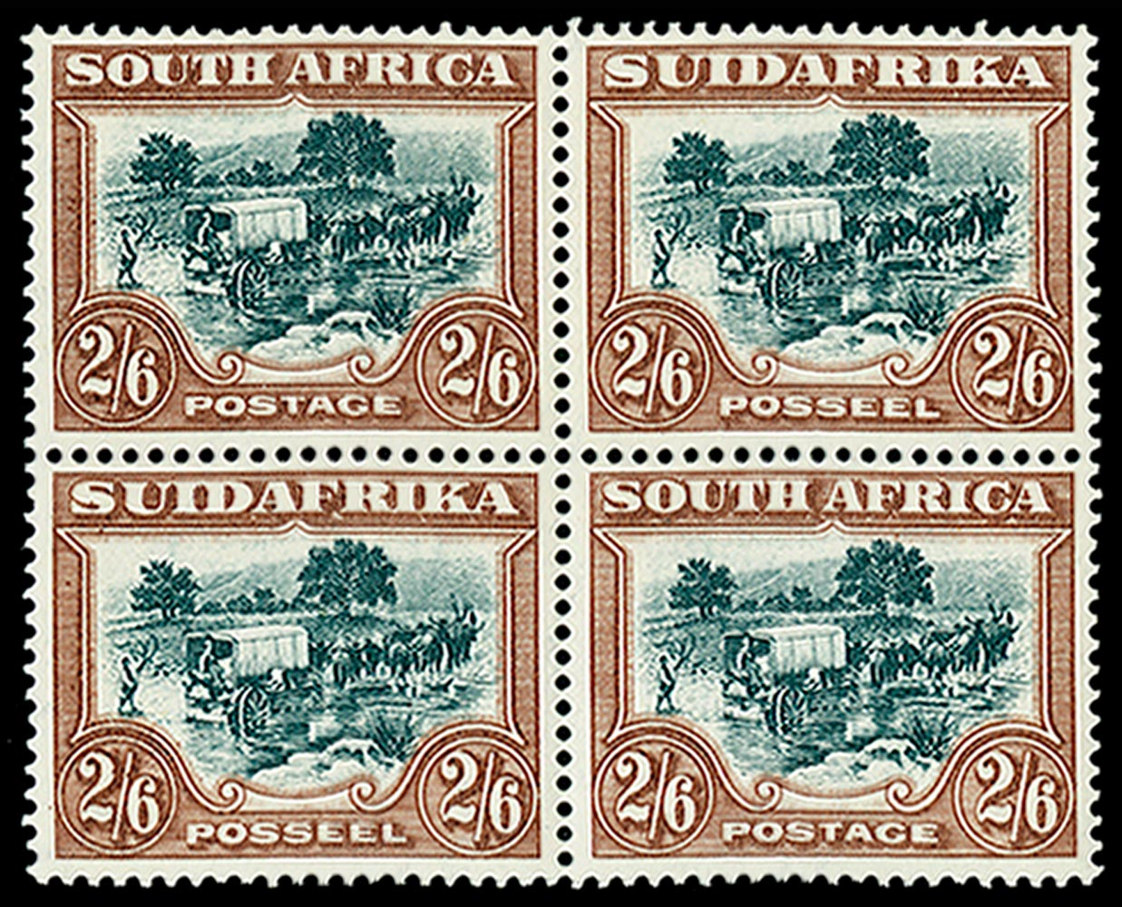 SOUTH AFRICA 1930  SG49aw Mint