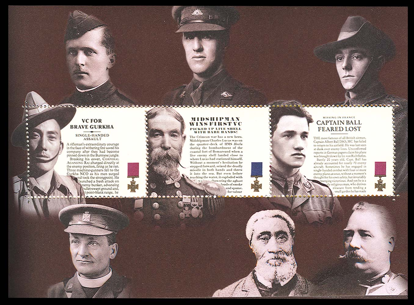 GB 2006  SG2659ba Booklet pane bronze & phosphor omitted