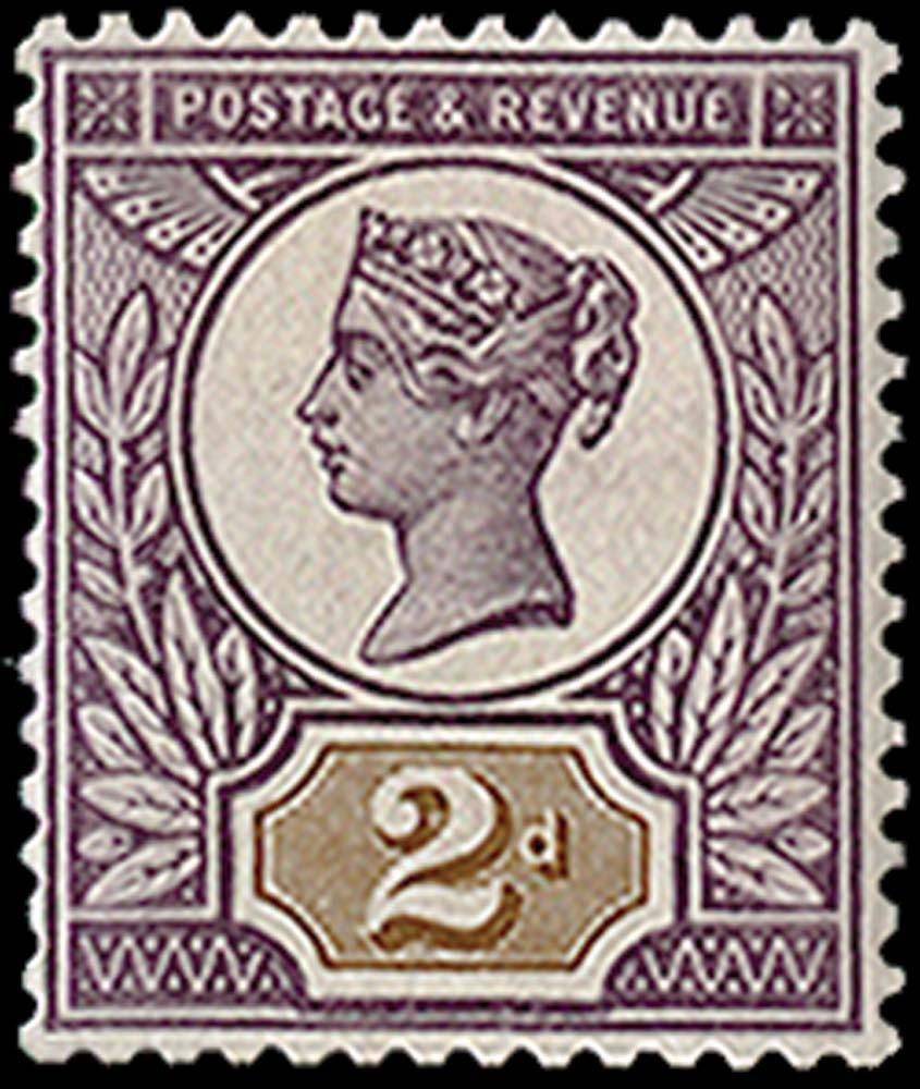 GB 1899  SG199var Essay