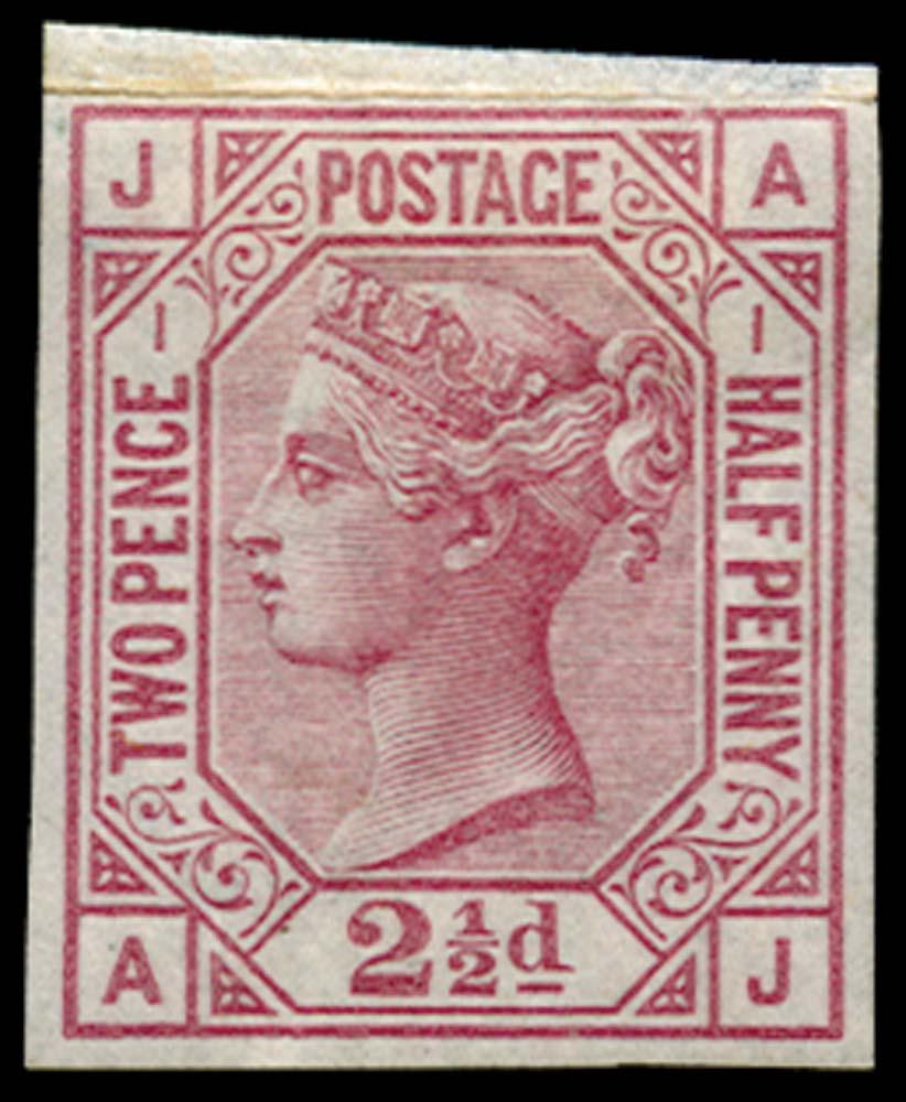 GB 1875  SG138var Mint