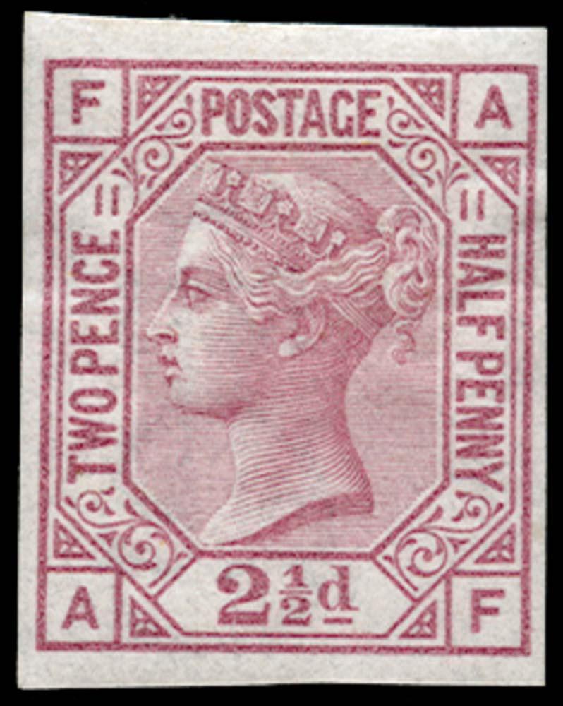 GB 1875  SG141var Pl.11 Mint