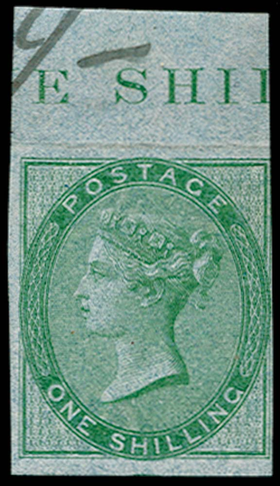 GB 1856  SG72var Pl.1 Mint