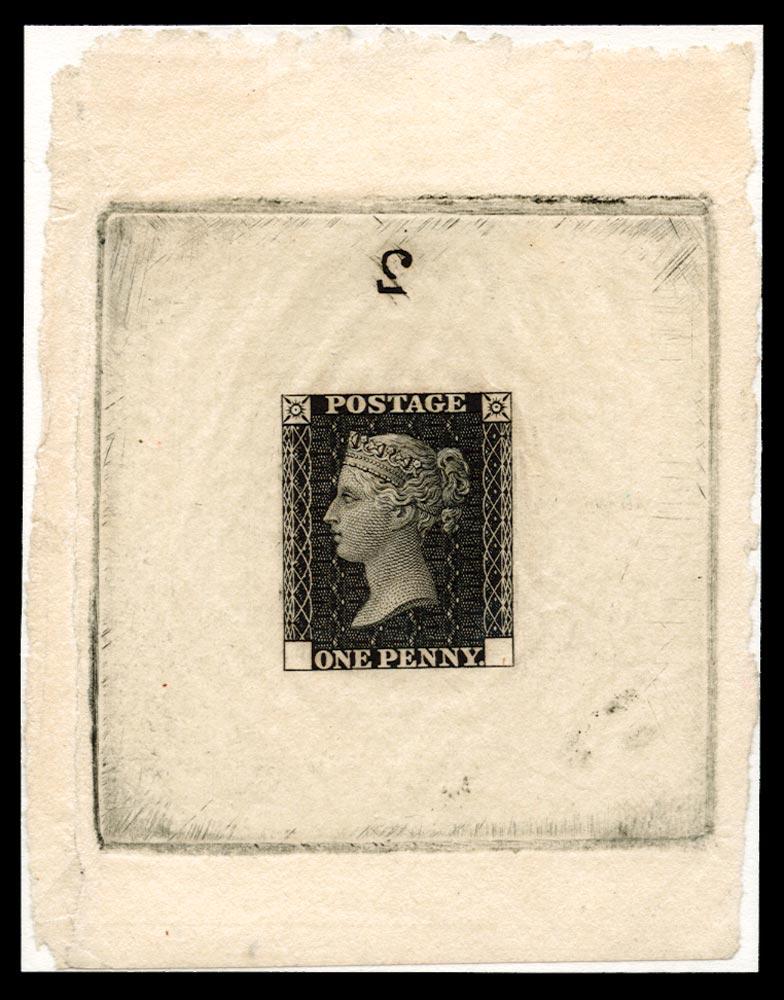 GB 1890  SGDP33b Proof