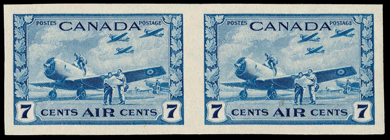 CANADA 1942  SG400 Proof