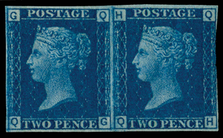 GB 1869  SG46var Pl.13 Mint