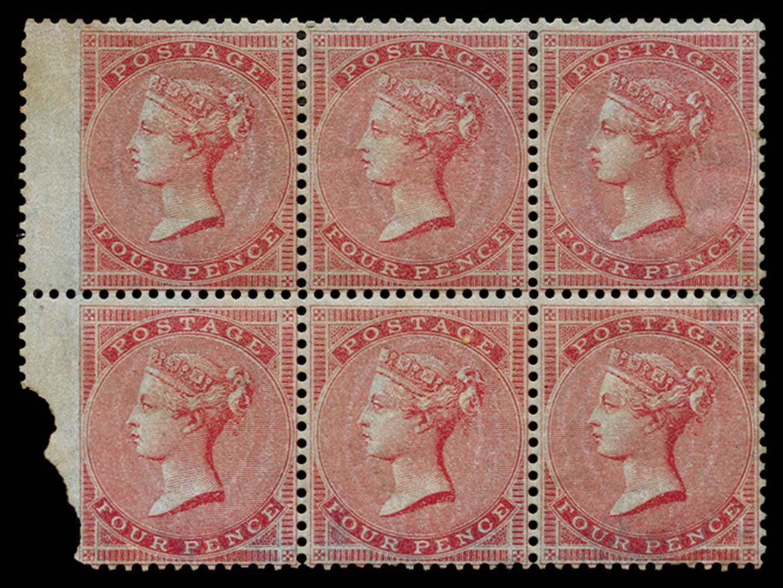 GB 1855  SG62 Mint