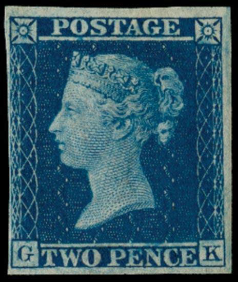GB 1857  SG35var Pl.6 Mint