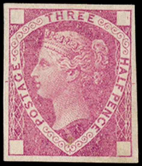 GB 1871  SGDP56b Mint