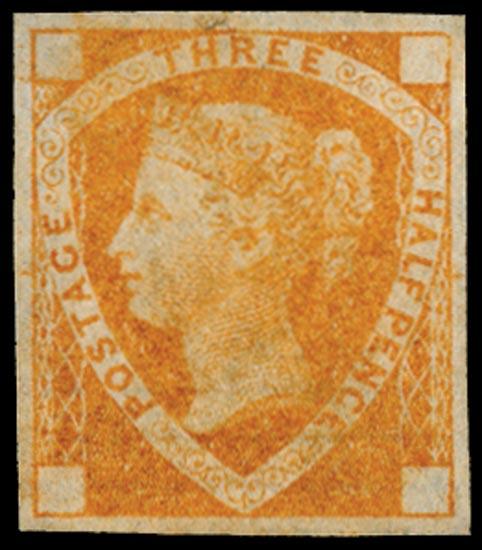 GB 1871  SGDP57 Mint