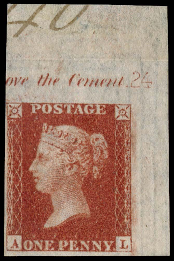 GB 1855  SG29var Pl.24 Mint
