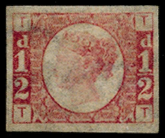 GB 1870  SG48a Pl.1 Mint