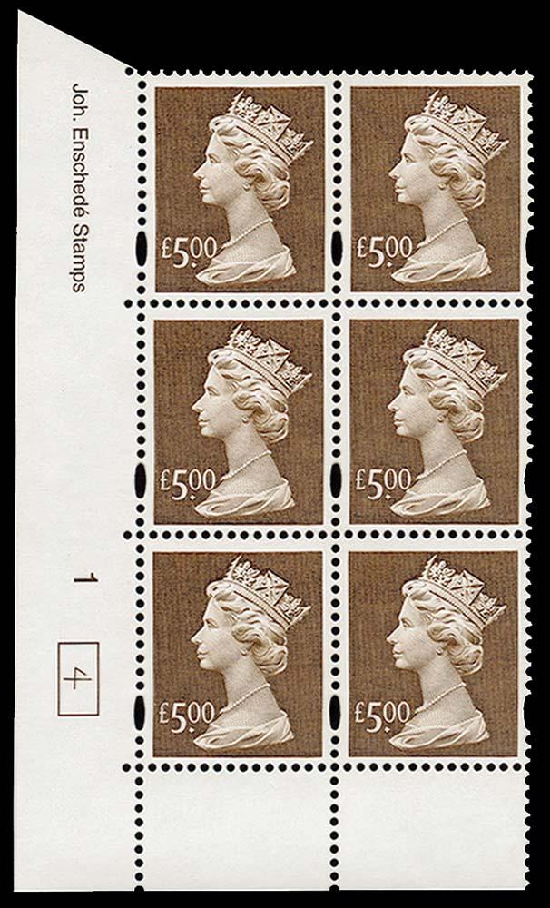 GB 1999  SGY1803 Mint