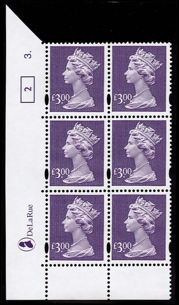 GB 2000  SGY1802var Mint