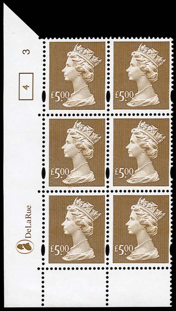 GB 2000  SGY1803var Mint