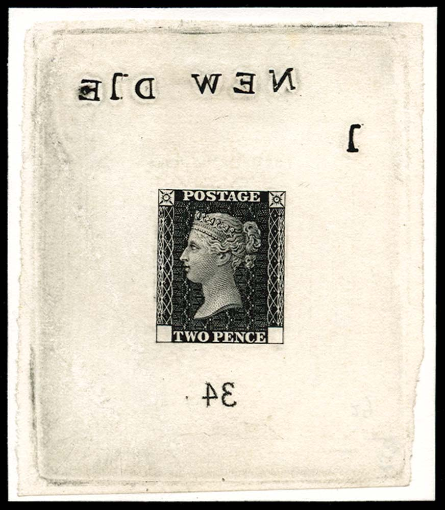 GB 1871  SGDP46b Mint
