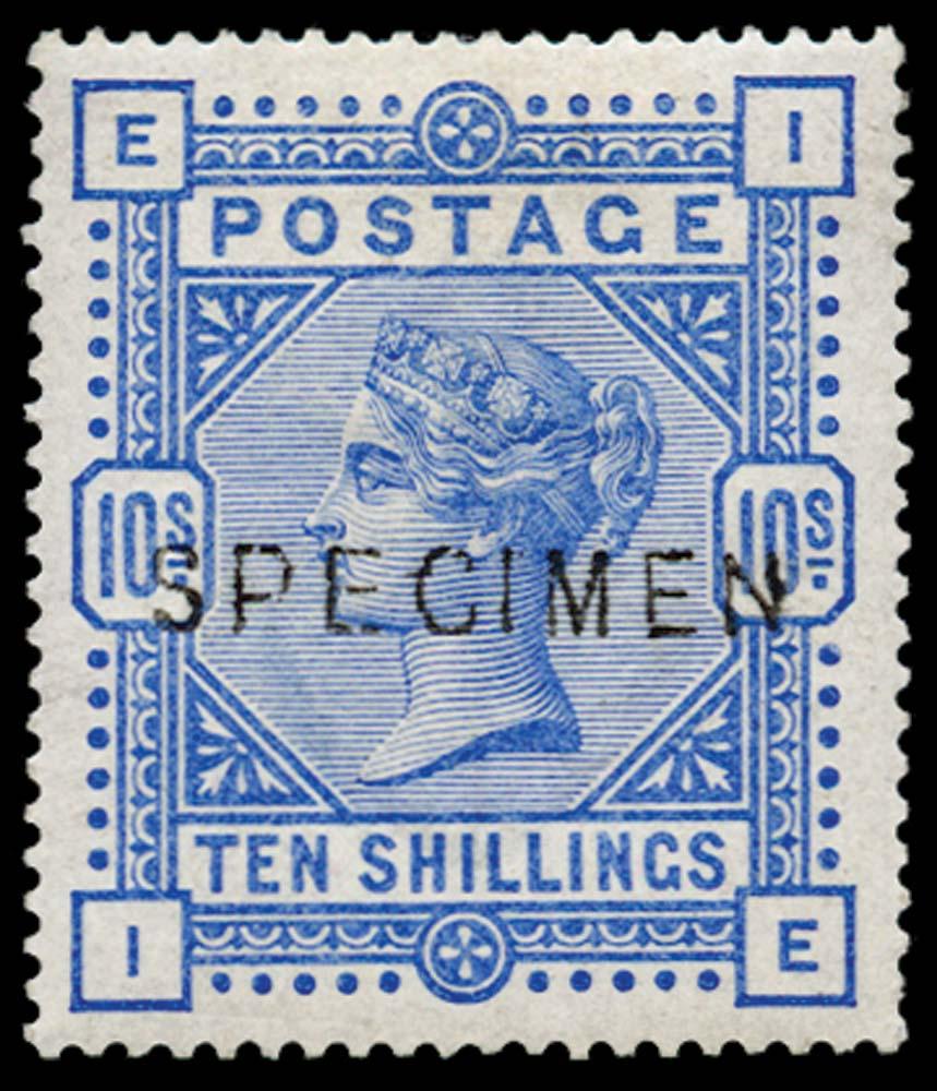 GB 1884  SG183s Mint