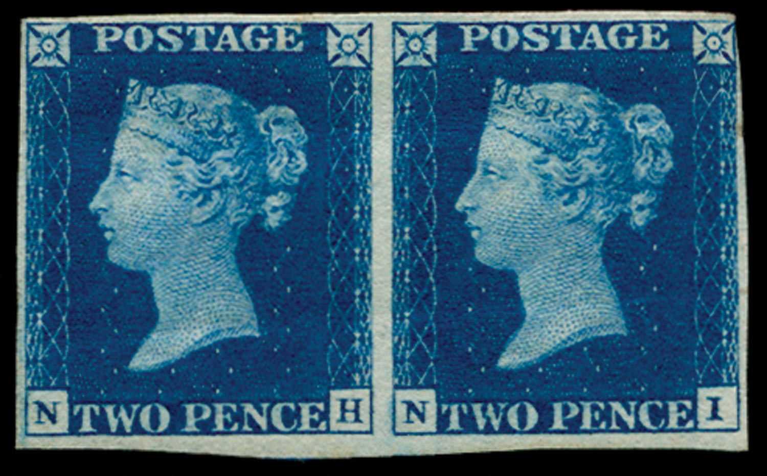 GB 1840  SG5 Pl.2 Mint