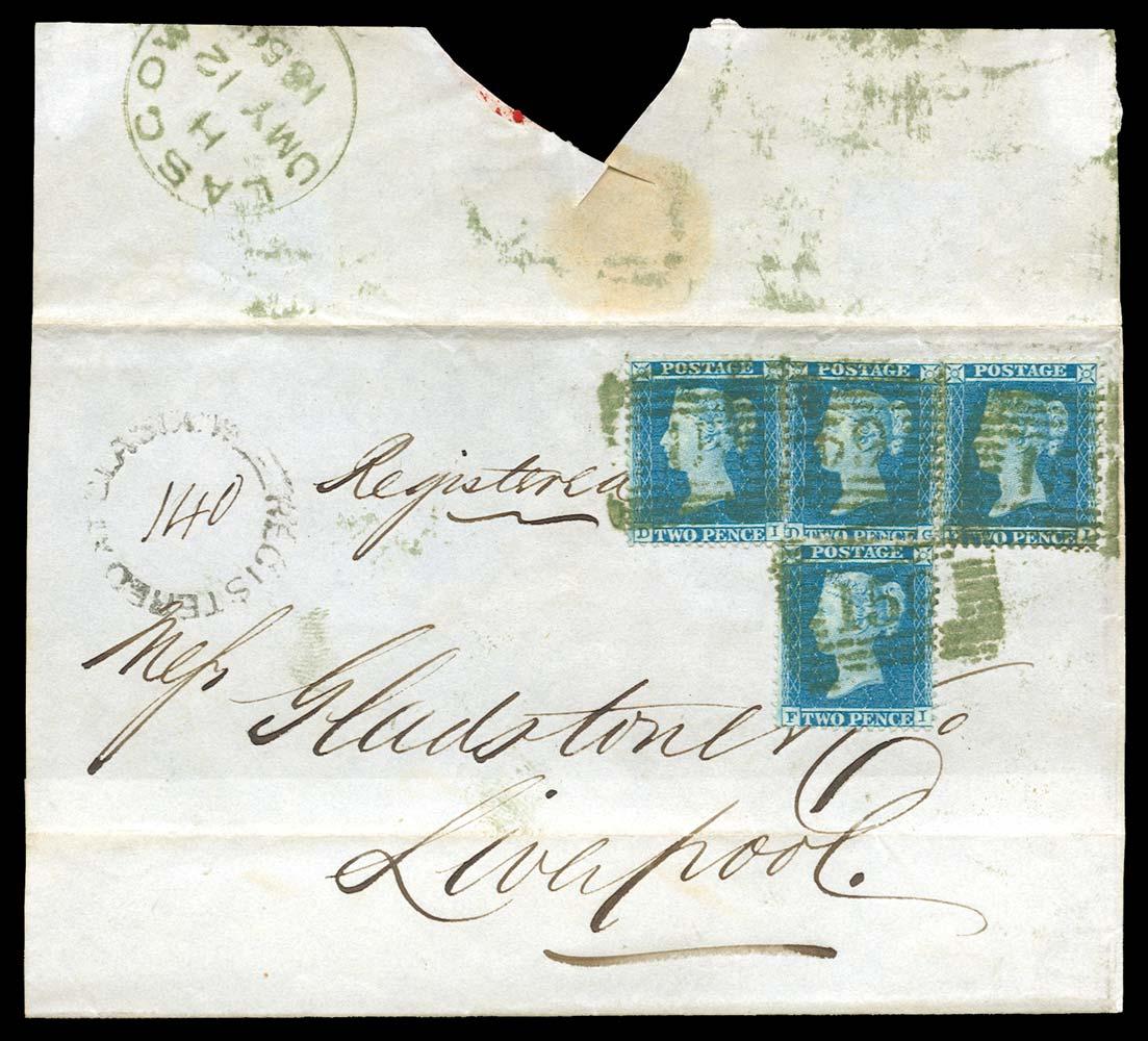 GB 1856  SG34 Cover