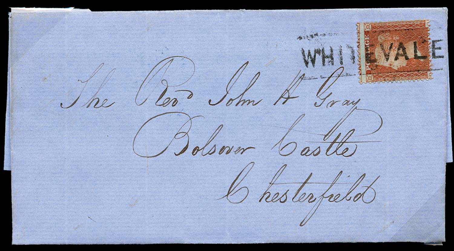 GB 1857  SG29 Cover