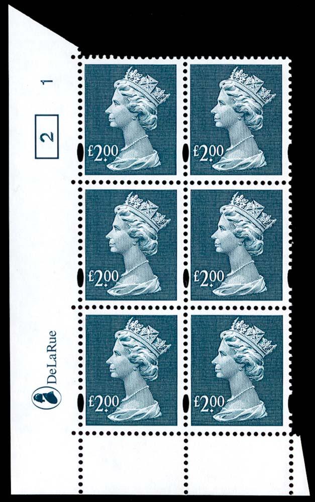 GB 2000  SGY1801var Mint