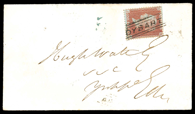 GB 1857  SG29 Pl.35 Cover