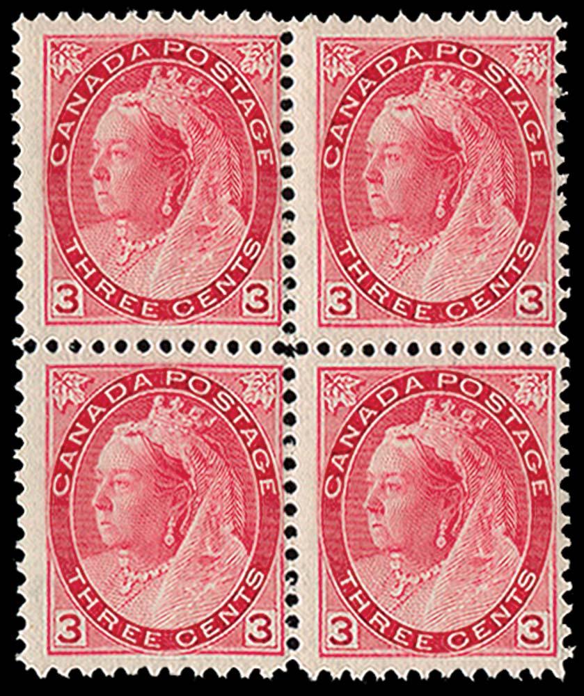 CANADA 1898  SG156 Mint