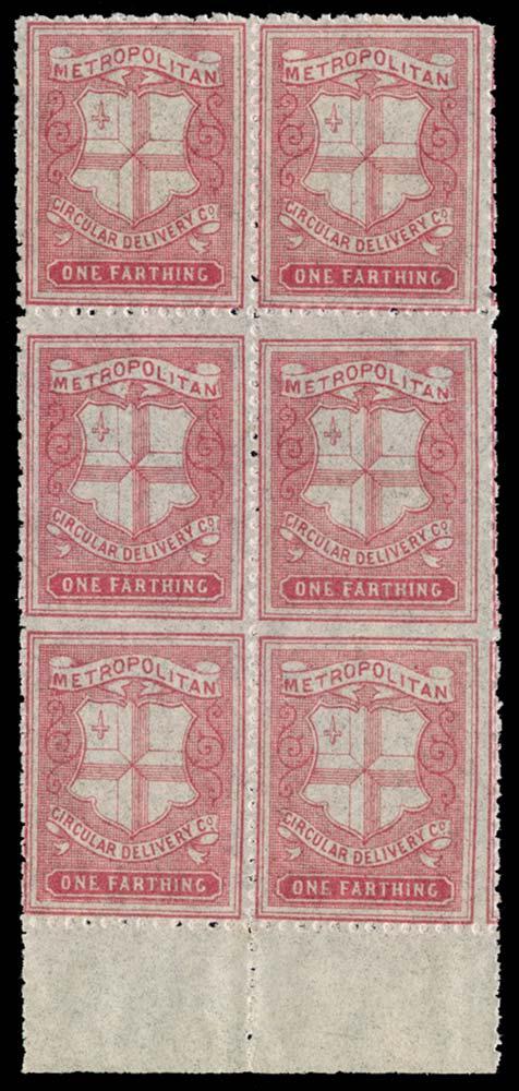 GB 1867  SGCD38a Mint
