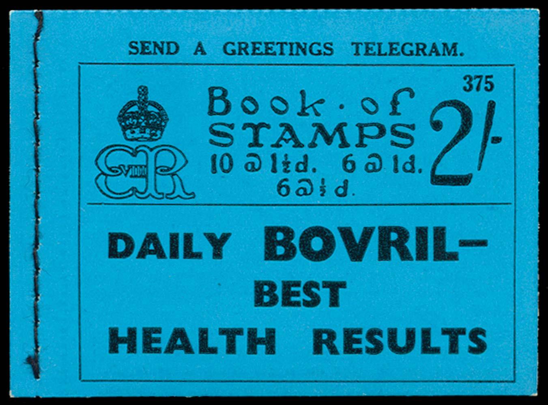 GB 1936  SGBC2 Booklet (Edition 375)