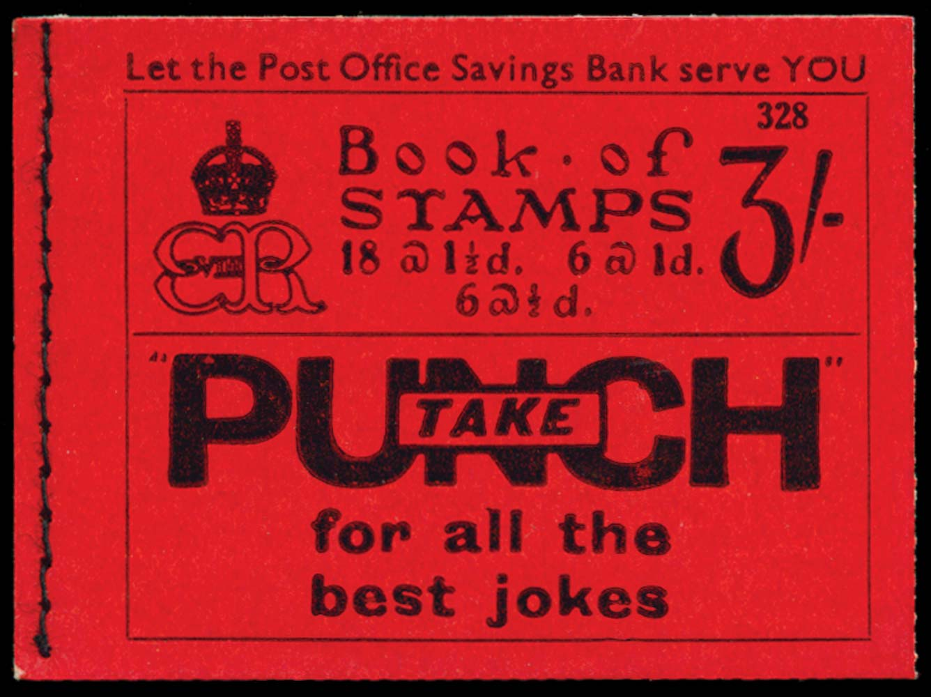 GB 1936  SGBC3 Booklet (Edition 328)