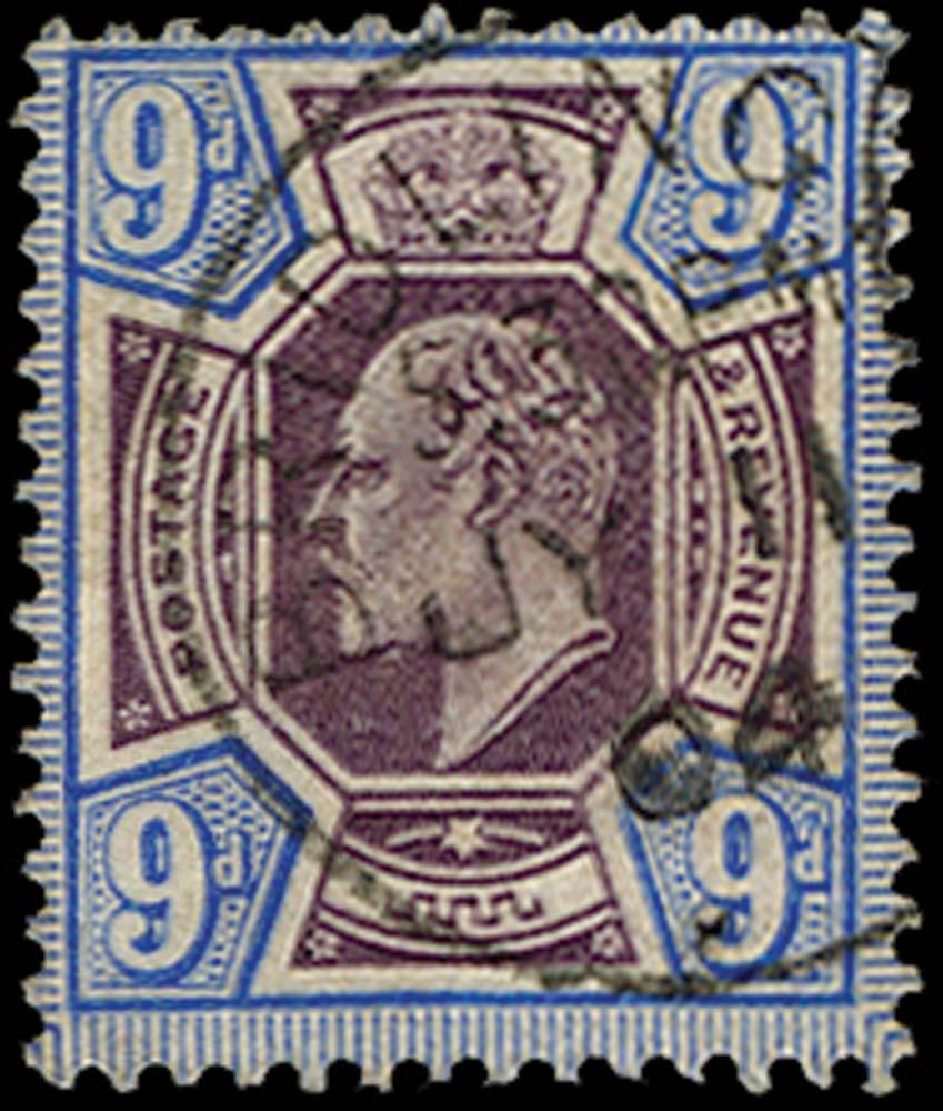 GB 1902  SG250 Used