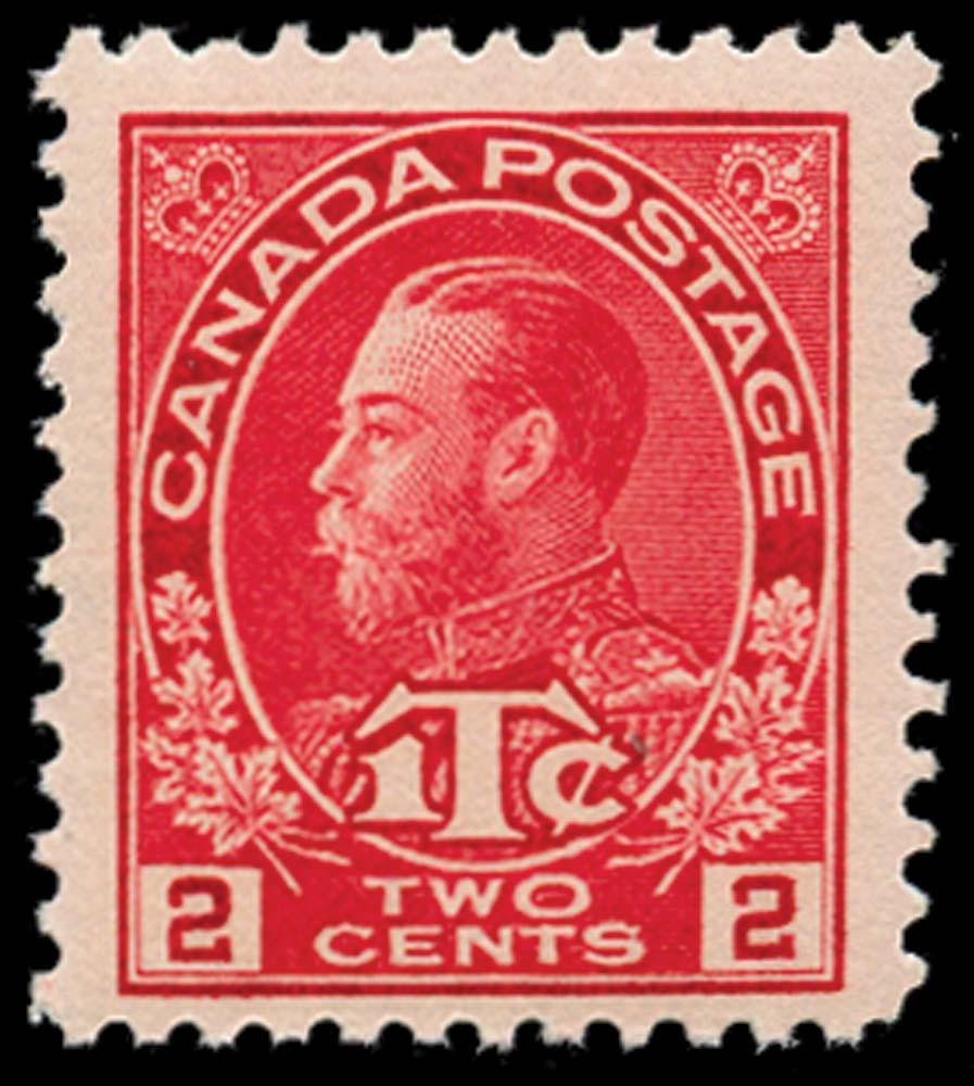 CANADA 1916  SG233 Mint