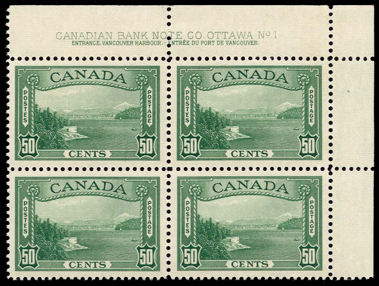 CANADA 1937  SG366 Mint