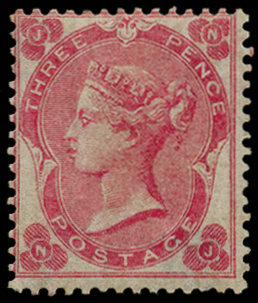 GB 1862  SG76 Mint