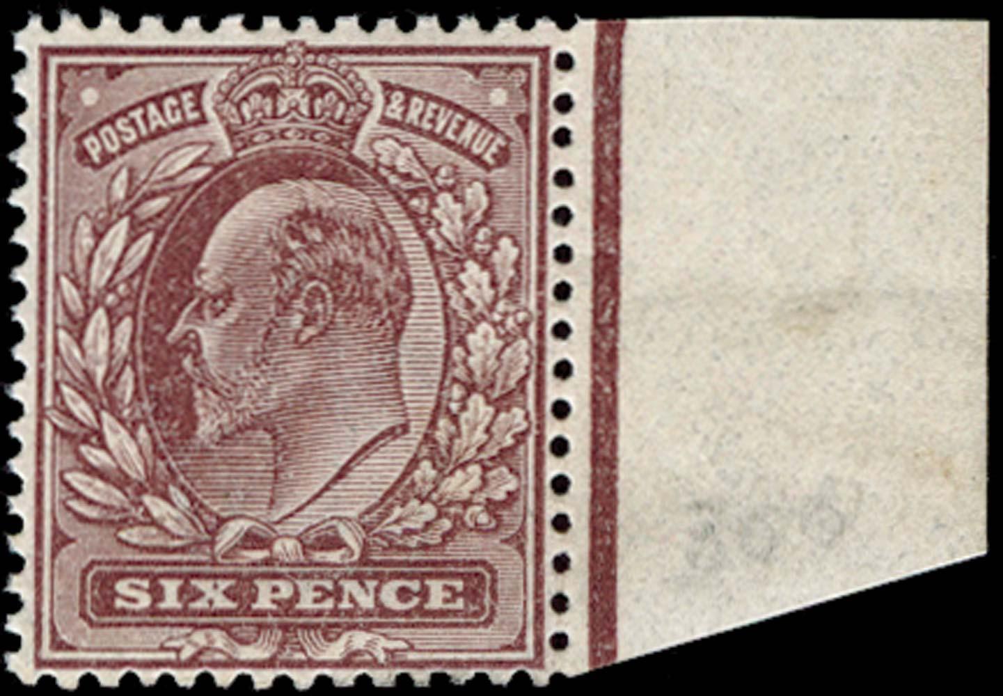 GB 1911  SG298 Mint