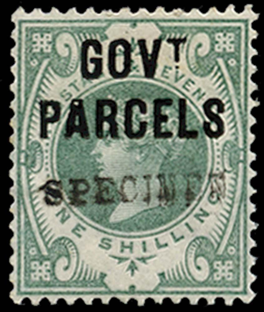 GB 1890  SGO68s Official